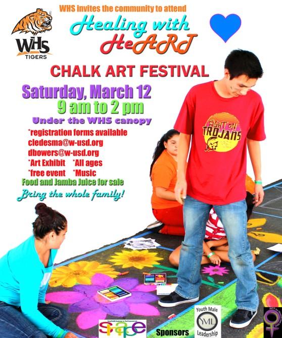 Chalk Art Poster3